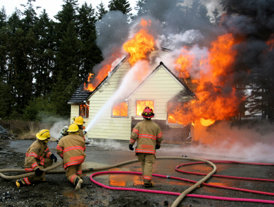 Tampa home insurance - Fire